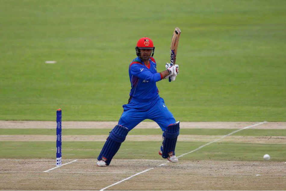 Mohammad Nabi stars as Afghanistan beat Ireland in first T20