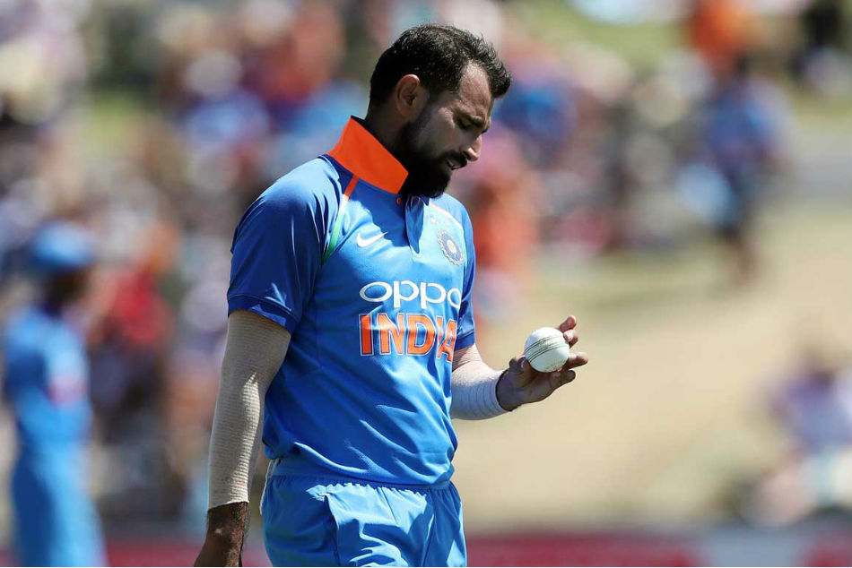 Shami donates money to families of soldiers killed in Pulwama terror attack