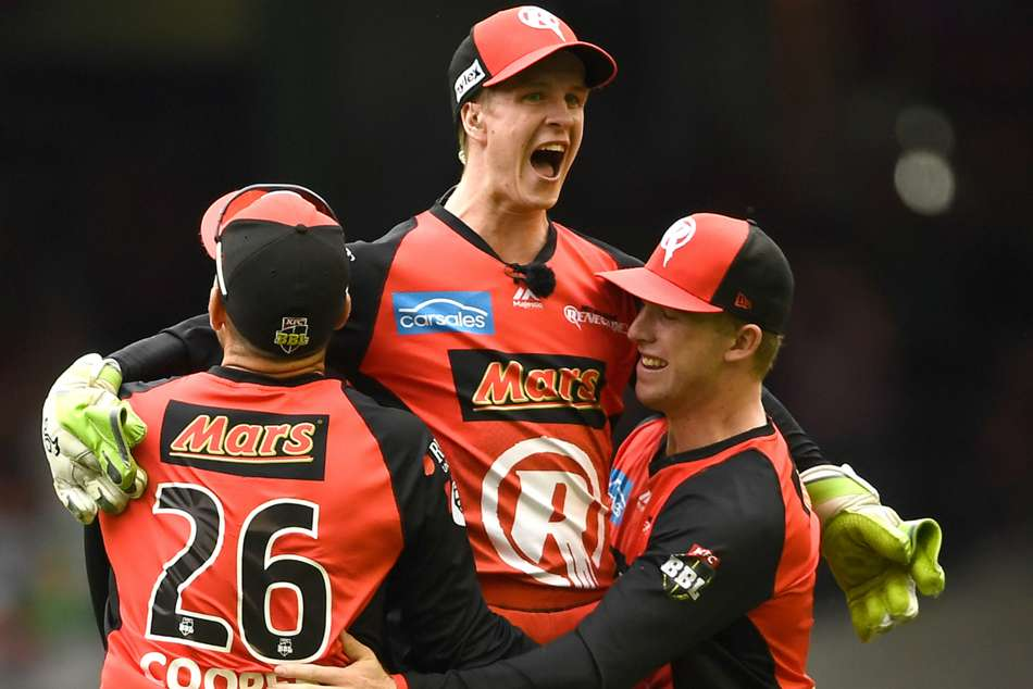 BBL 08: Renegades champions after stunning Stars collapse