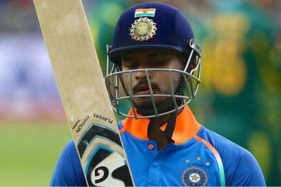 Shreyas Iyer Scripts Record Registers Highest T20 Score An Indian