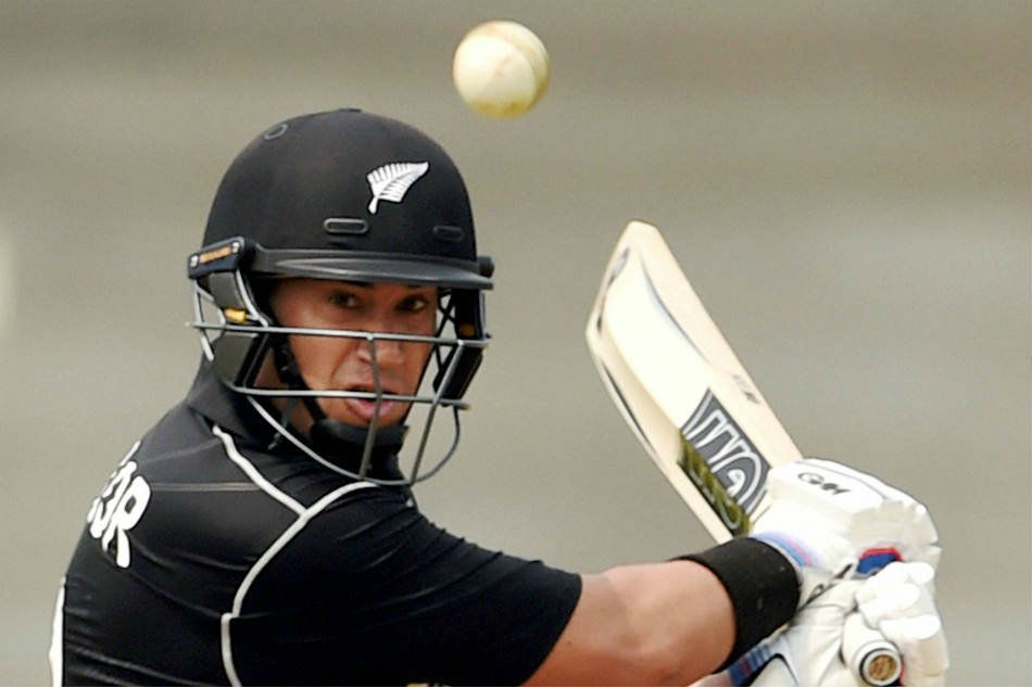 Kane Williamson, Ross Taylor in DRS blunder as Black Caps lose to India