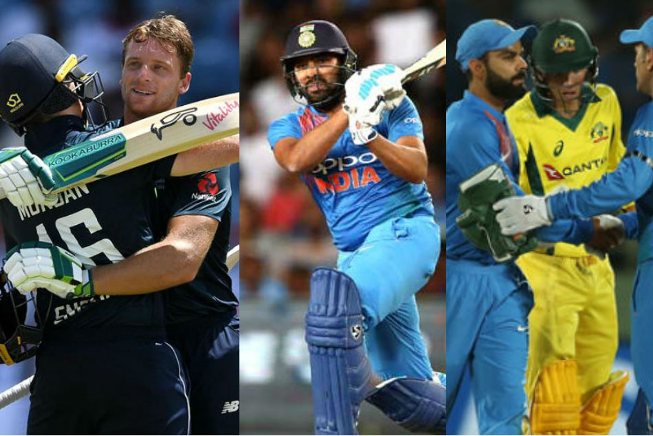 The new batting standard in ODIs: 400-plus totals