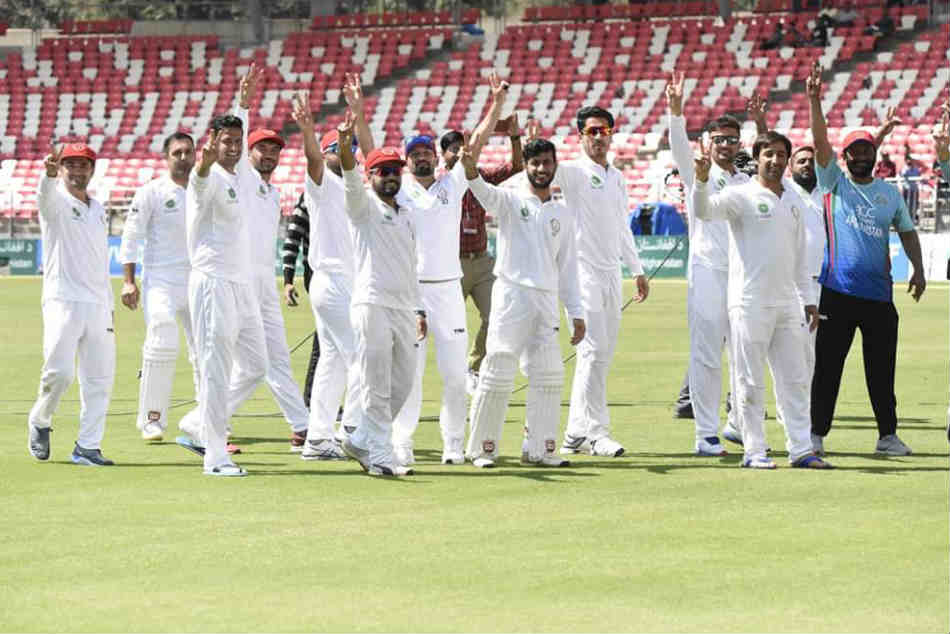Afghanistan Beat Ireland To Notch Up Maiden Test Victory