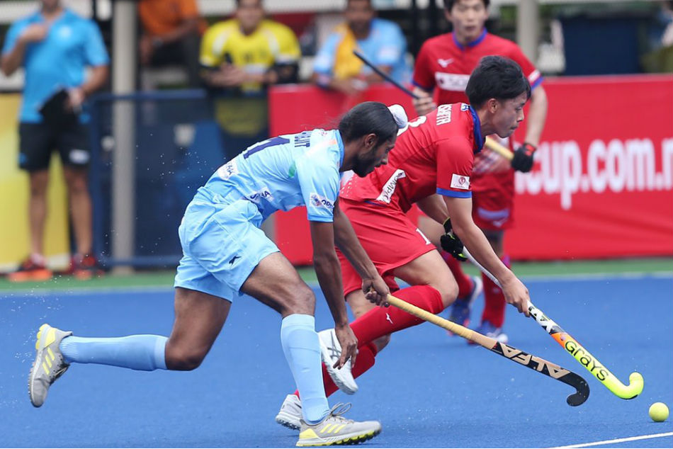 India Beat Japan 2 0 Azlan Shah Cup Opener