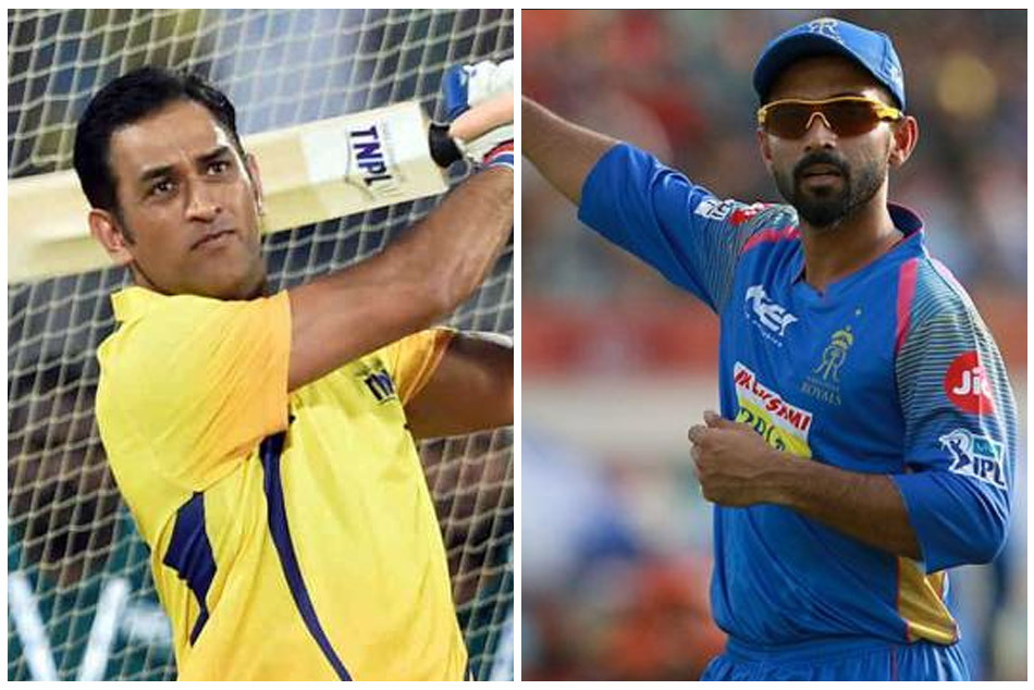 Ipl 2019 Match 12 Csk Vs Rr Probable Xis March 31