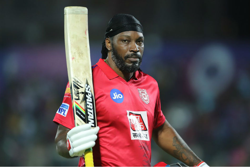 Gayle's record at Eden Gardens a cause of concern for KKR ahead of KXIP clash