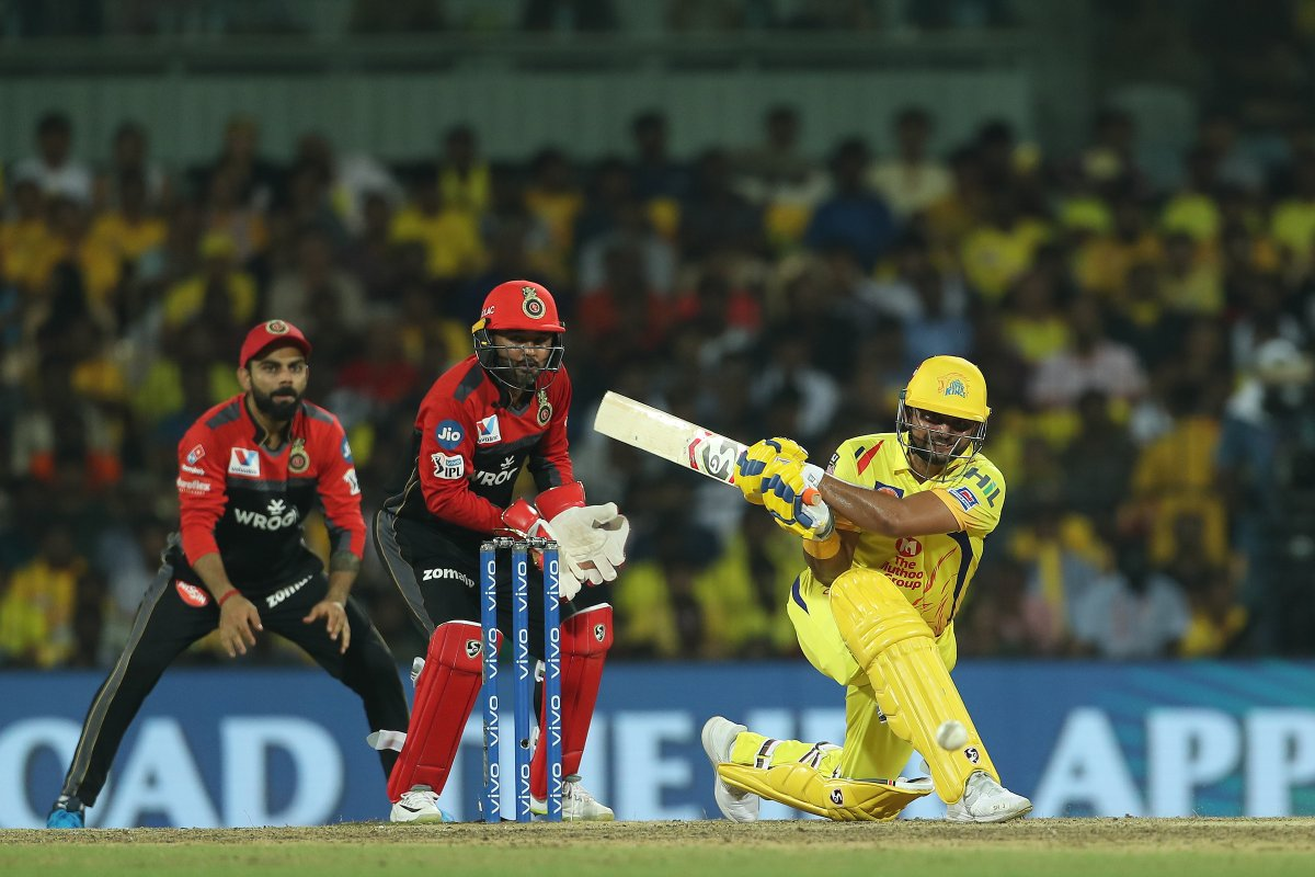 IPL 2019, Live Score: Chennai Super Kings vs Royal Challengers Bangalore