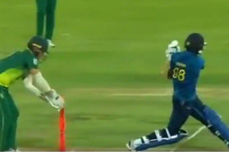 David Miller's smart work behind the stumps forces Du Plessis to call him 'MS Dhoni'