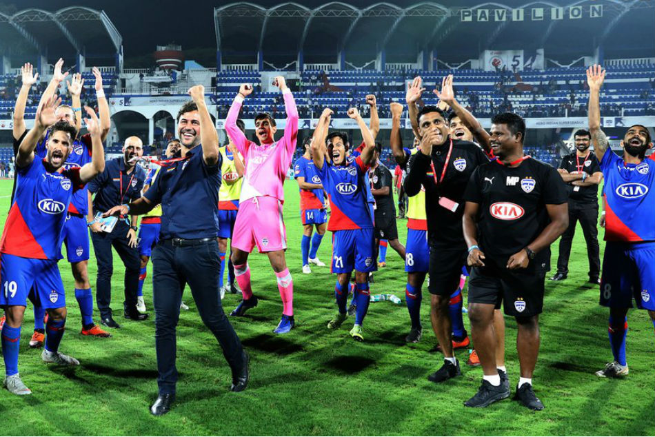 Hero Hero Indian Super League 5 Great Season
