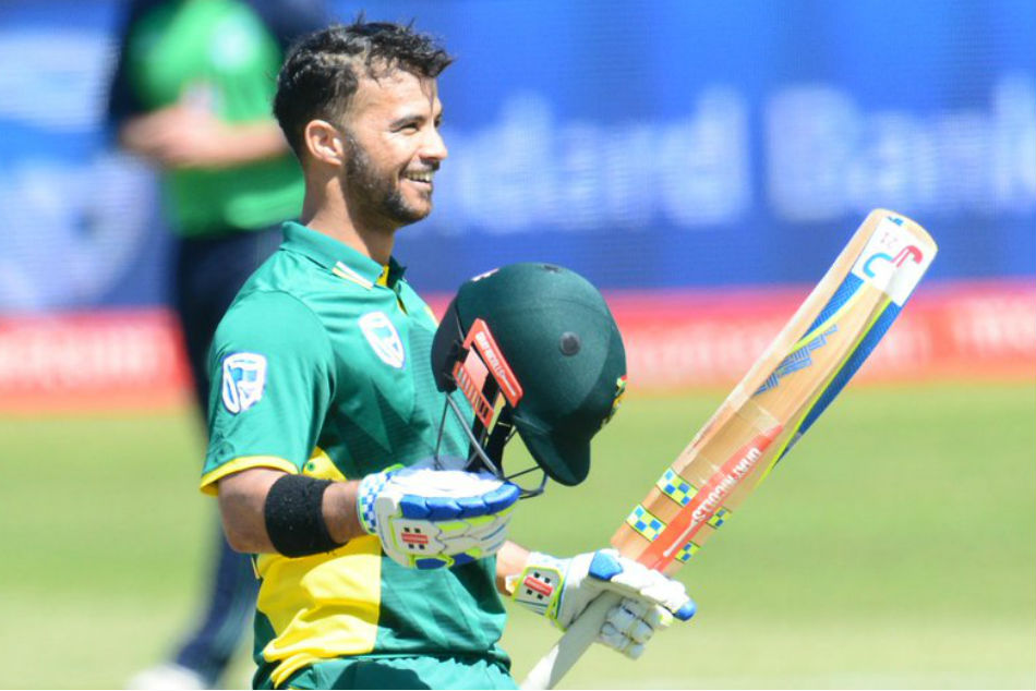 South Africa all-rounder JP Duminy to retire from ODIs after World Cup