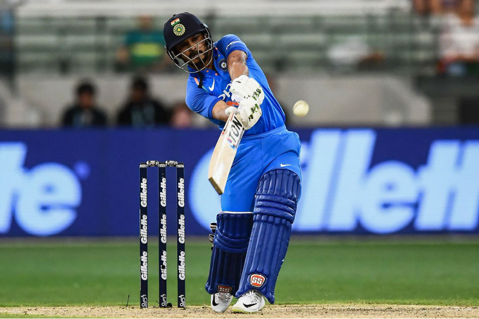 India vs Australia, 1st ODI, live cricket score