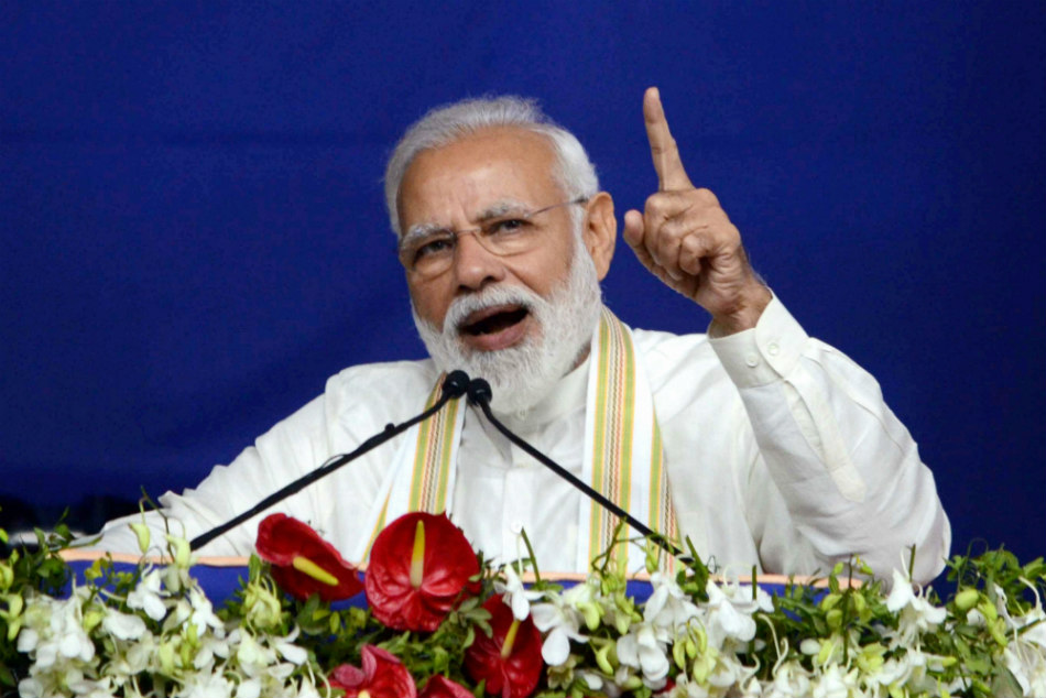 Narendra Modi calls upon sports celebrities to inspire voters