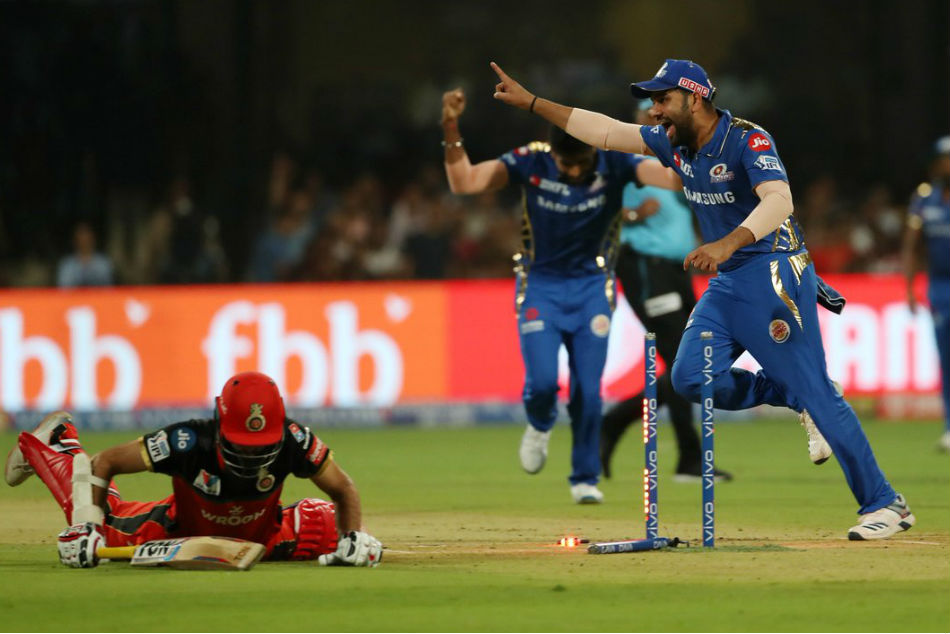 Bangalore vs Mumbai, 7th Match - Live Cricket Score