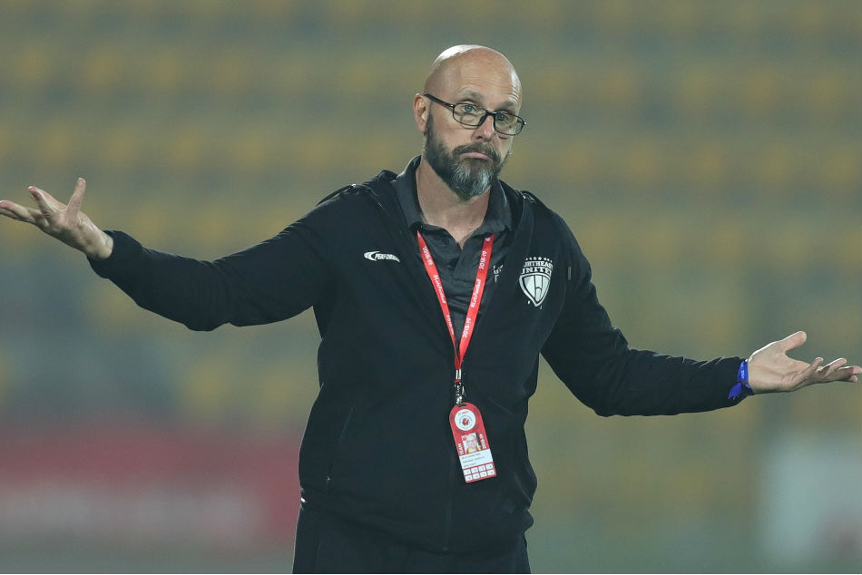 Schattorie almost turned a Mini-Cooper into a Ferrari at NorthEast United