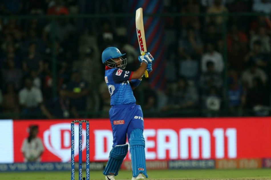 Delhi vs Kolkata, 10th Match - Live Cricket Score