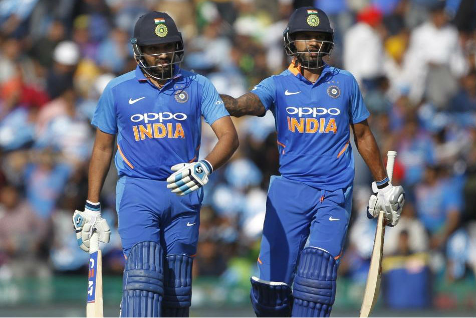 Rohit, Dhawan become second highest scoring India pairing