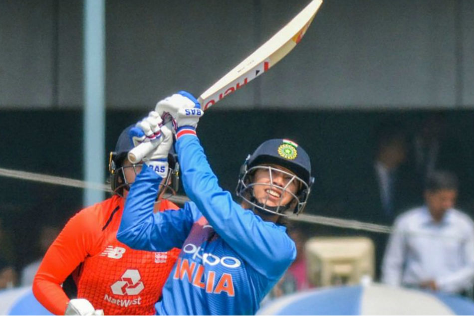 Women's T20I: India lose by 1 run to England