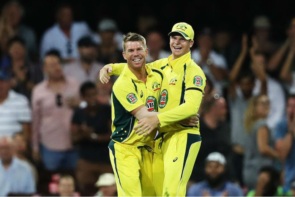 Shane Warne says Australia can win World Cup with Smith and Warner