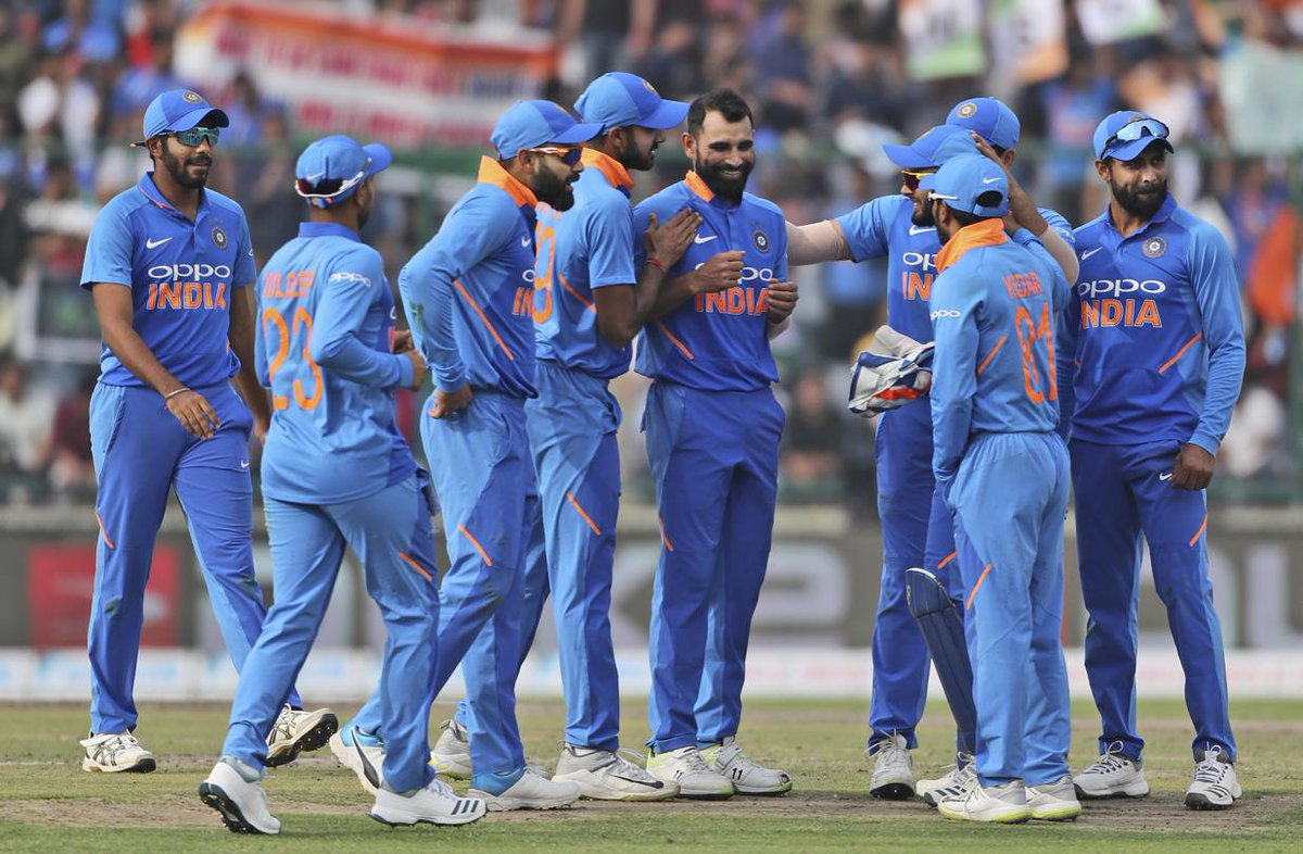 Anil Kumble picks India's squad for World Cup 2019