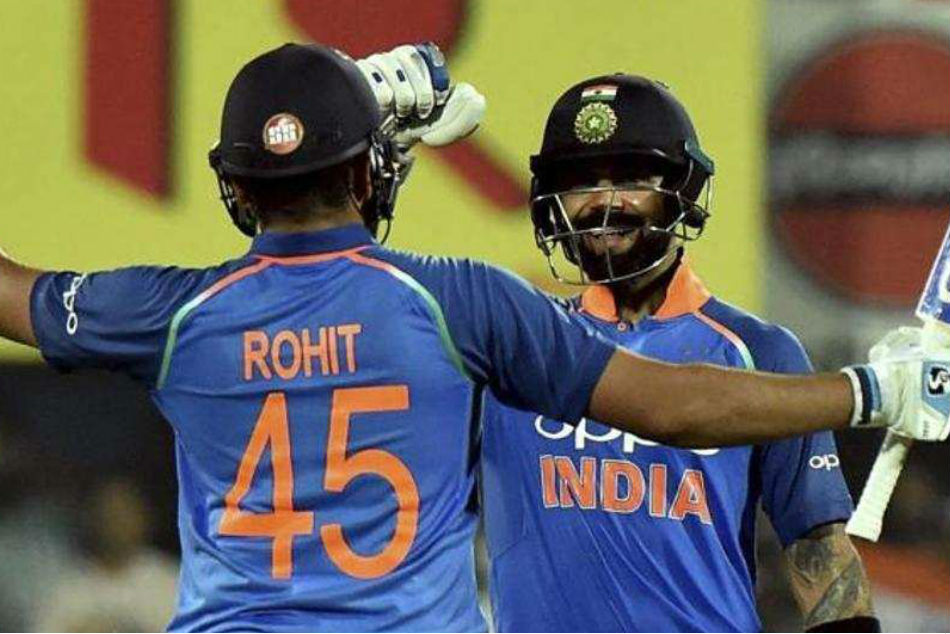 Rohit Sharma Virat Kohli A Race Surpass Sachin Tendulkars Record Against Aus