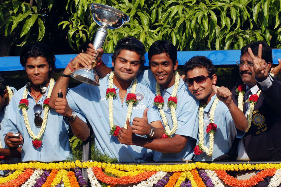 On This Day 2008 Virat Kohli S Team Won U 19 World Cup