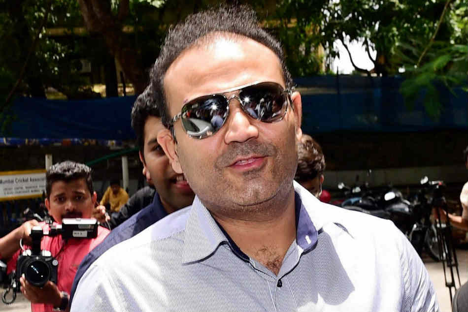 Not Interested Cricketer Virender Sehwag Declines Bjps Offer To Contest Lok Sabha
