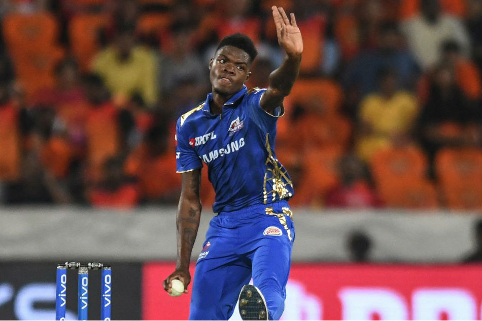 Blow for Mumbai Indians as injured Alzarri Joseph ruled out of season