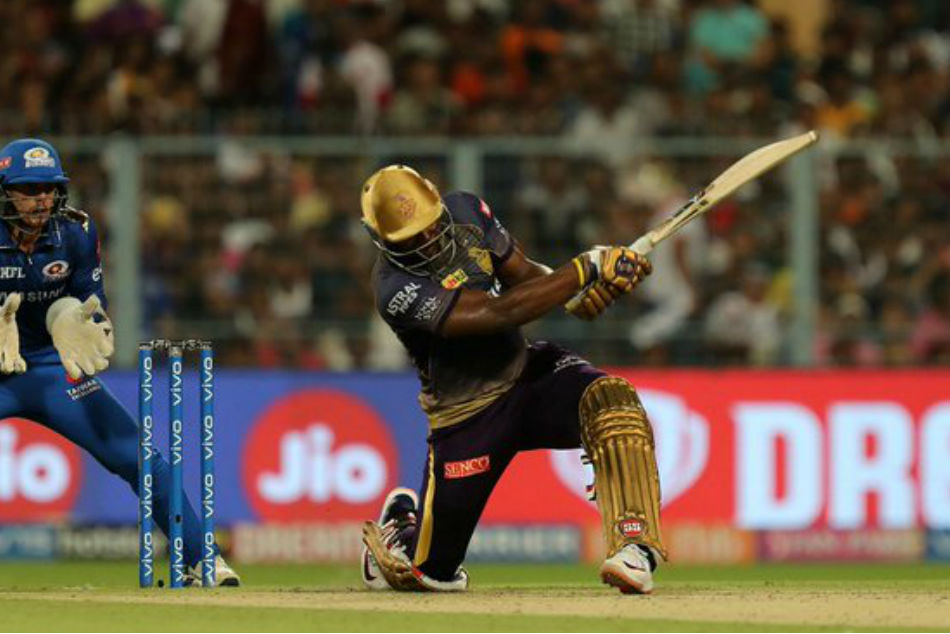 Andre Russell celebrates his 31st birthday with KKR 'special fan' and teammates