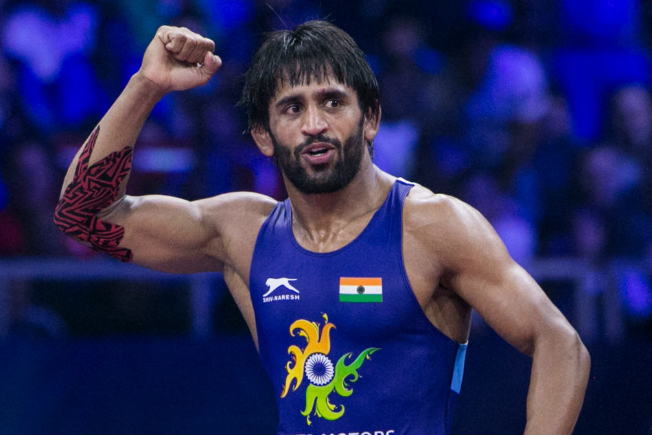 Bajrang, Sakshi to lead Indias challenge at Asian Wrestling Cships