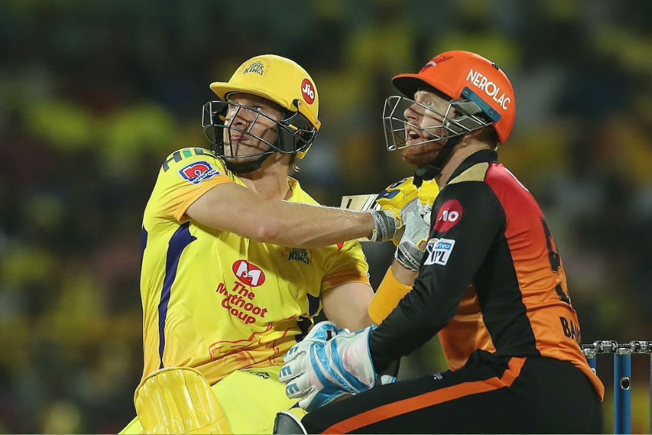 Police arrested four suspects, accused of cricket betting during CSK and SRH IPL play in Chennai