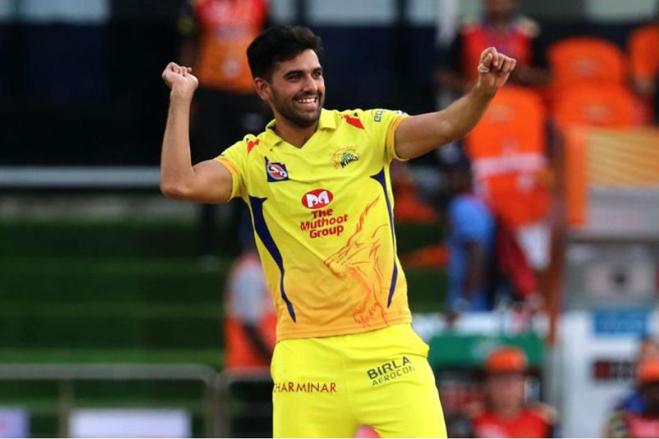 Deepak Chahar scripts IPL record with incredible show against Kolkata