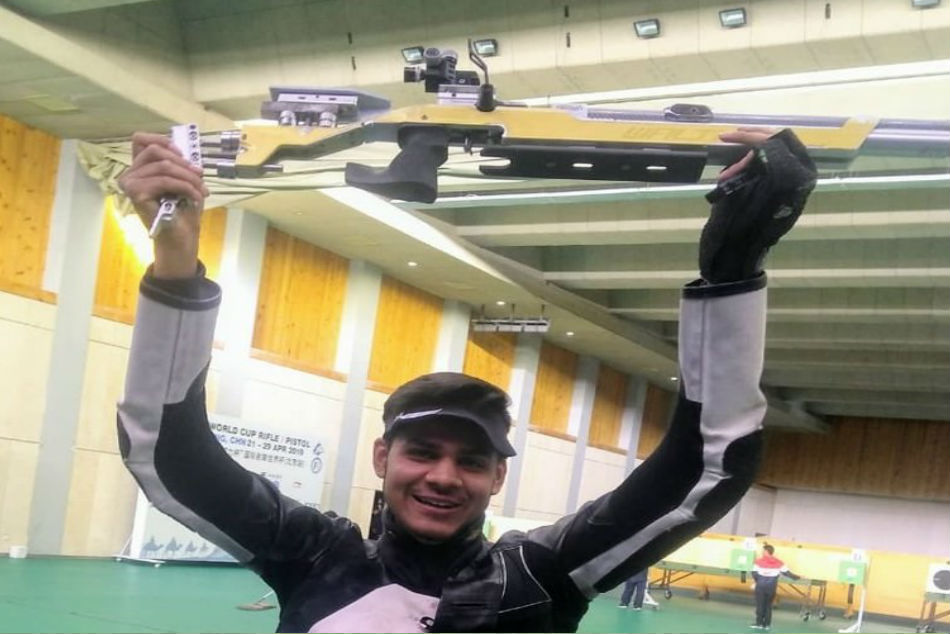 With silver, Divyansh Singh Panwar secures Indias fourth Olympic quota in shooting