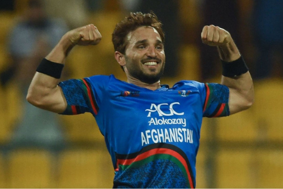 Gulbadin Naib to lead Afghanistan team in World Cup
