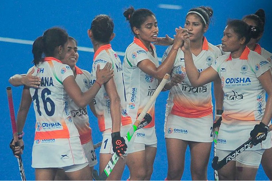 Hockey Indian Women Beats Malaysia 3 0 In Series Opener