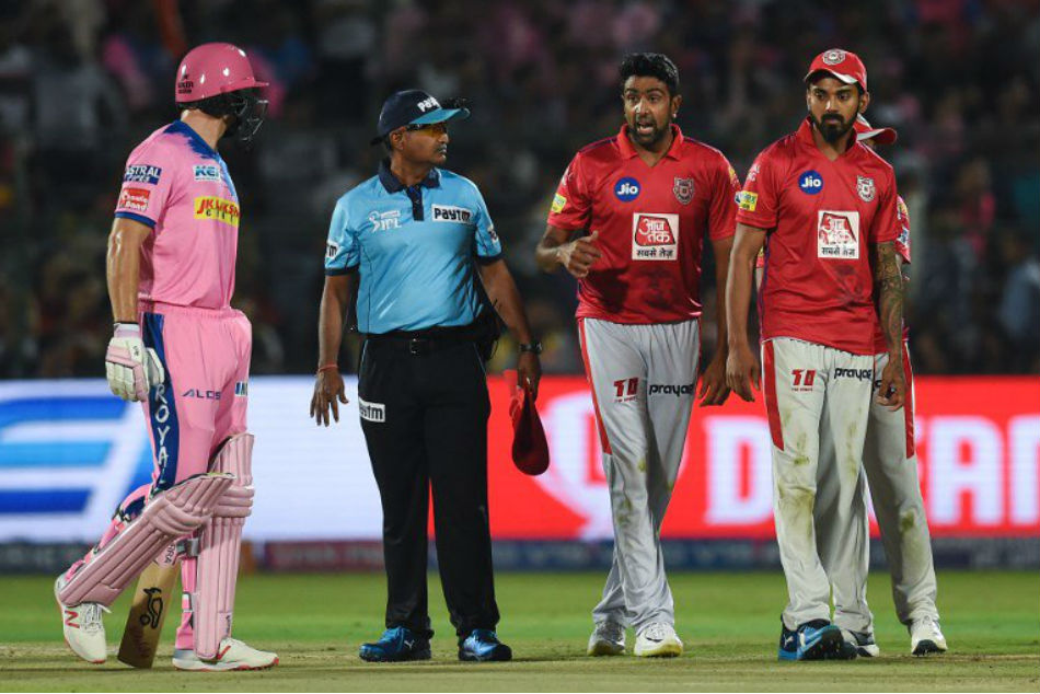 IPL 2019: Jos Buttler reacts to R Ashwin Mankading incident