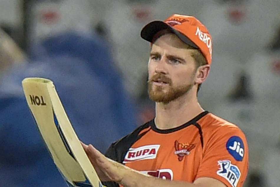 kane williamson returns home, ruled out of match against CSK