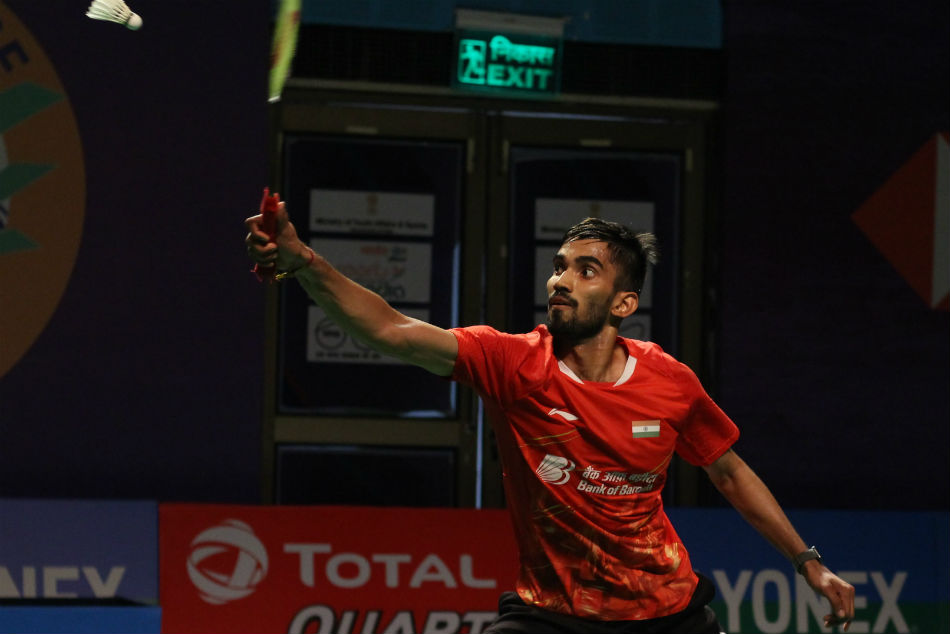 Srikanth slips to 8th, Dani jumps 22 spots to 89th in BWF ranking