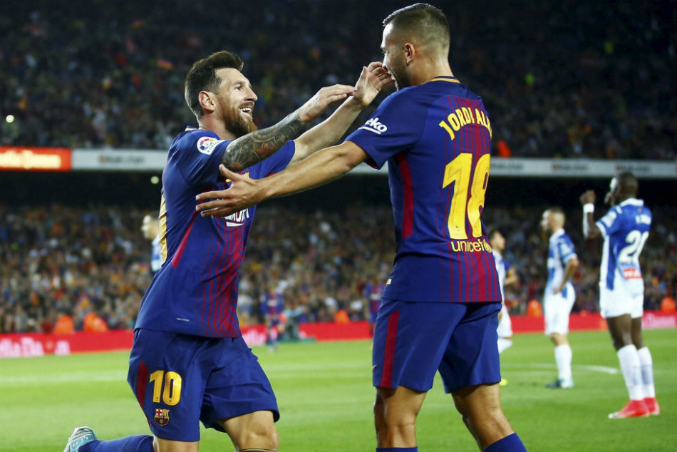 Barca Move Closer To Title Celta Back To Safety In Spain