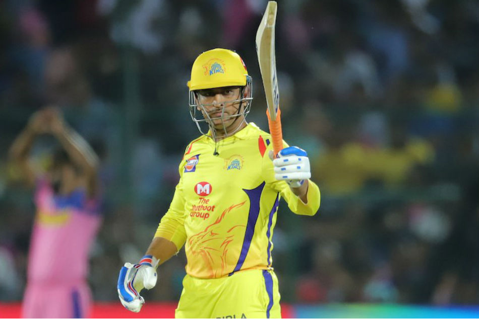 MS Dhoni scripts unique record with victory over Rajasthan Royals
