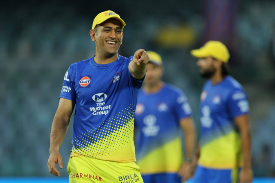 IPL 2019: Done After Father, Dhonis Funniest Connection