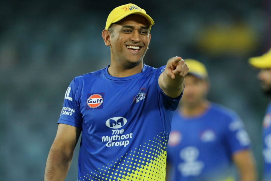Chennai won't buy me at the auction: MS Dhoni