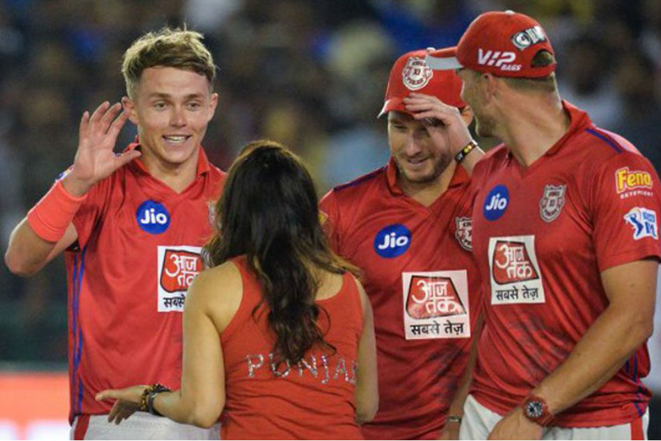 Watch: Hat-Trick Hero Curran Shows Off Bhangra Moves With Preity Zinta