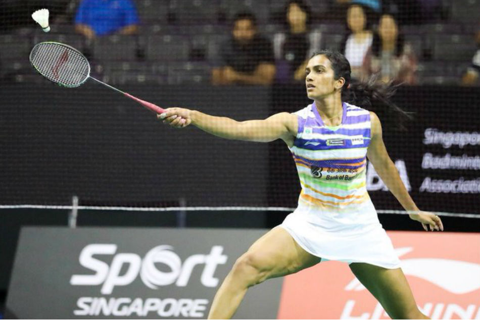 Sindhu, Saina enter second round of Asia Badminton C'ship