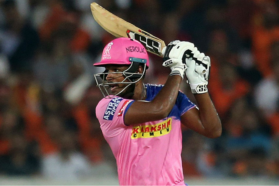 Rajasthan Vs Hyderabad 45th Match Live Cricket Score