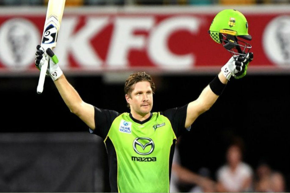 Shane Watson Has Announced His Retirement From Big Bash League
