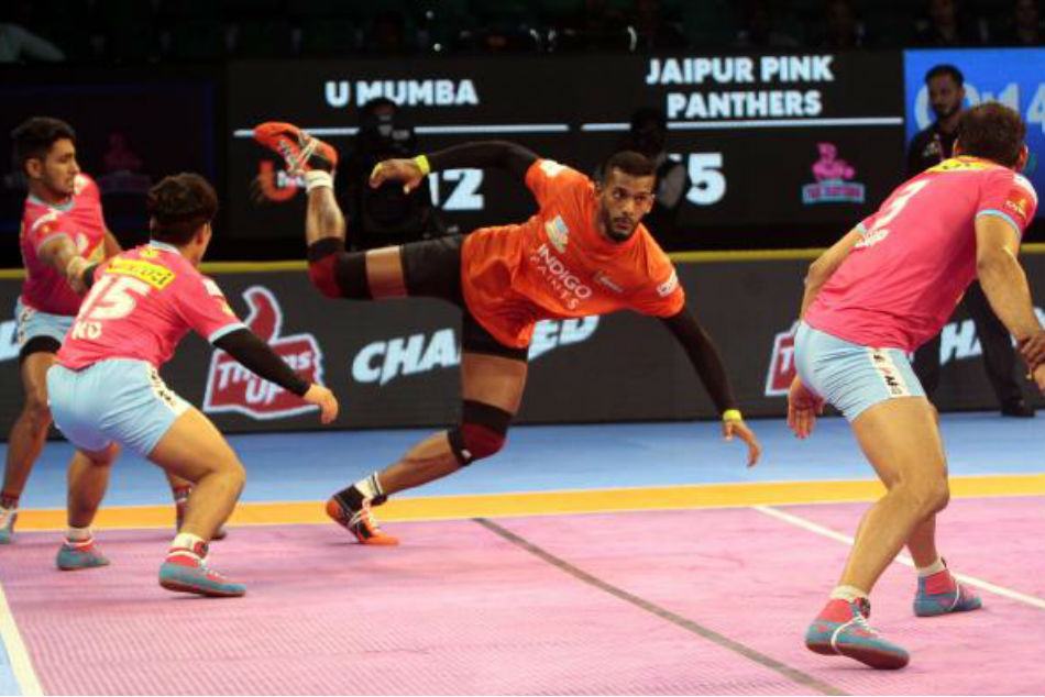 Franchises Pay Rs 50 Crore In Pro Kabaddi League Players Auction