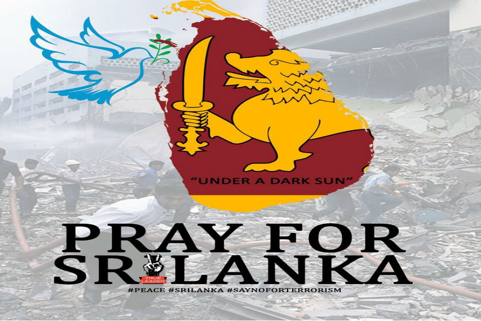 Cricketers condemn Sri Lanka blasts, send condolences