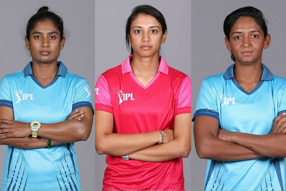 Harmanpreet Smriti Mithali To Lead Teams In Women S T20 Challenge