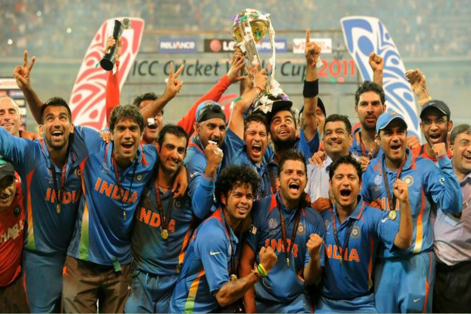 India Only Team To Win World Cups In 60 Over 50 Over 20 Over Tournaments