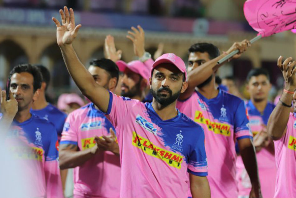 Ipl Rahane To Lead Rajasthan Royals Against Delhi Capitals